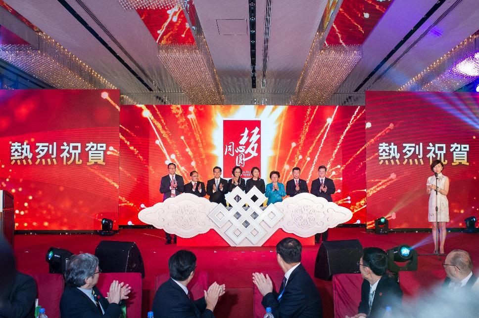 内蒙古•香港经贸文化推广周现场